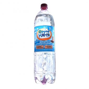 """<b>Вода питьевая артезианская</b> """"<b>Фруто Няня</b> детская <b>вода</b>"""", высшей ..."""